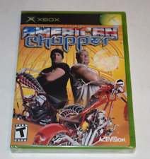 American Chopper (Xbox) new facory sealed