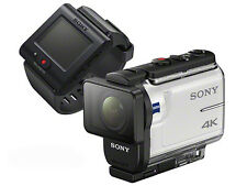 Sony FDR-X3000R 4K Camcorder Live View Remote Control Kit From Japan NEW