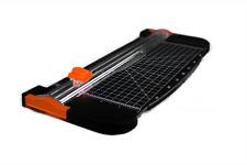 Papierschneider Schneidemaschine Fotoschneider DIN A4 Cutter 2 extra Klingen  -