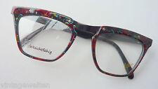 Filou Vintage Glasses Frames Large Horn Optics Multicolour 55-18 Size L