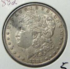 1882 Morgan Silver Dollar    #102905