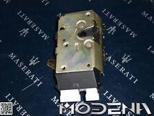 Cerradura Puerta izquierda LH MASERATI Quattroporte Qp EVO Evoluzione CONDUCTOR