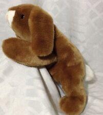 "TY BEANIE EARS THE BUNNY RABBIT Stuffed Animal Toy  NWOT 2001 14"""