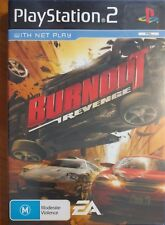 Playstation 2 PS2 Burnout Revenge