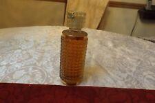 Avon CRYSTAL COLOGNE Unforgettable 4 oz splash Collector Perfume Bottle full