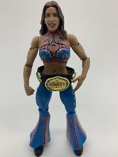 WWE Mickie James Mattel Elite 58 Wrestling Figure Complete w/ Belt