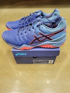 ASICS Gel-Resolution 7 Mens Tennis Shoes Size 9 Style# E701Y 400