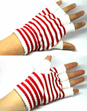 Unisex Hand Wrist Winter Warmer Fingerless Mitten Gloves Fashion Soft Warm