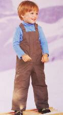 Cappotti e giacche grigi impermeabili per bambini dai 2 ai 16 anni inverno
