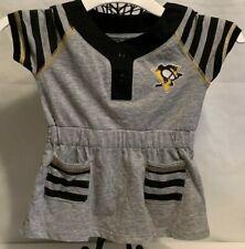 NHL Pittsburgh Penguins Girls Dress 12 months
