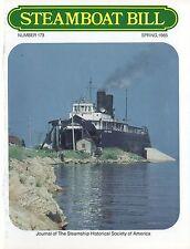 #173 Steamboat Bill- Grimaldi-Siosa History, IRPINIA - SSHSA sHiPs WORLDWIDE