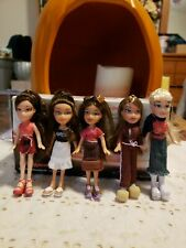 Lil Bratz Mga Mini Doll lot w/accessories 5 dolls with clothes and shoes