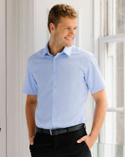Roll Sleeve Russell Athletic Formal Shirts for Men