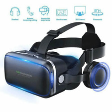 Virtual Reality Headset Goggles 3D Glasses For Android iPhone Samsung USA