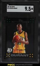 2007 Topps Basketball Kevin Durant ROOKIE RC #2 SGC 9.5 MINT+