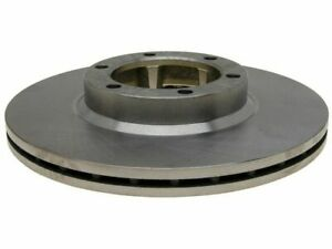For 1982 Dodge D50 Brake Rotor Front Raybestos 26615PM 4WD R-Line