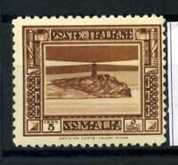 Somalia 1932 Sass. 167 Nuovo * 100% pittorica