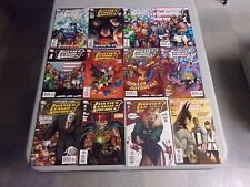 JUSTICE LEAGUE OF AMERICA 2006 Mixed 71 Comic Lot (SIGNED ZERO ISSUE/VARIANTS)