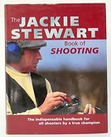 The Jackie Stewart Book of Shooting by Barnes, Mike Hardback Book The Fast Free