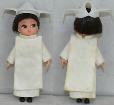 "Flying Nun 1968 Hasbro 3"" Sally Field Dolly Darlings Doll"