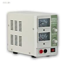 Laboratory Power Supply Regulated, 0-15V 0-2A, Variable Transformer DC