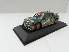 Modellauto Minichamps 1:43 Mercedes Benz 190 E DTM Diebels Alt v.Ommen