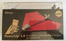 Collectible Rc PowerUp 3.0 Smartphone Controlled Paper Airplane