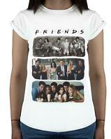 Friends Characters Women's T-Shirt