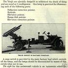 Внешний вид - U.S.GUN ARTILLERY,ANTIAIRCRAFT & TRENCH MORTAR HANDBOOK WW1 RARE 1921 EDITION