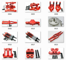Aluminum Alloy Parts For 1/12 WLtoys 12428 12423 RC Car Upgrade Parts Red NEW