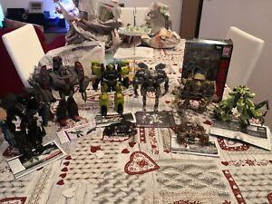 lotto transformers Ironhide Megatron Ratchet Starscream Scorponok Devastator toy