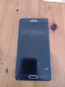 SAMSUNG GALAXT NOTE 4 USED IN GOOD CONDITION