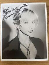 More details for rosanna arquette 10x8 signed photo autograph