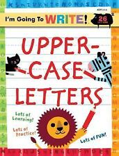 Upper-Case Letters by Harriet Ziefert (2007, Paperback)