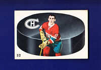 Louis Fontinato 1962-63 Parkhurst Hockey #52 (VG) Montreal Canadiens