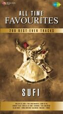 SUFI SONGS : ALL TIME FAVOURITES  - 2 MP3 SET / 200 BEST EVER TRACKS