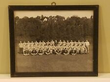 Vintage Sports Photo Football Team 1952 Naugatuck, CT High School Varsity & JV