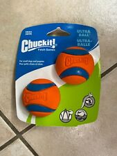 Chuckit! Dog Fetch Toy ULTRA BALL Durable Rubber Fits Launcher SMALL Petite