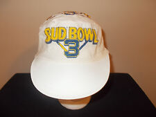 VTG-1980s Budweiser Bud Light Bud Bowl 3 superbowl commercial painter hat sku15