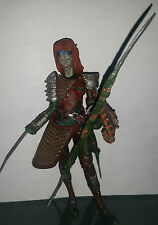 Mcfarlane Ultima Online Captain Dasha Figure Loose and Complete
