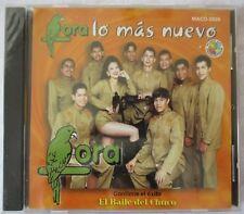 LO MAS NUEVO - CONTIENE EL EXITO EL BAILE DEL CHUCO CD  - BRAND NEW