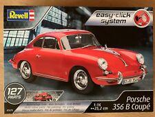 +++ Revell 07679 Porsche 356 B Coupe 1:16 Easy-Click 07679
