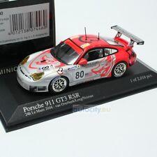 MINICHAMPS PORSCHE 911 GT3 RSR FLYING LIZARD MOTORSP 24H LE MANS VAN O 400066480