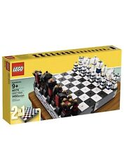 New LEGO Chess Set 40174 Sealed NIB