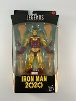 "Marvel Legends IRON MAN 2020 Exclusive 6"" Figure Brand New Factory Sealed"