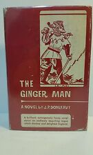 The Ginger Man by J P Donleavy  1958 Hardcover 1st American 1st Printing