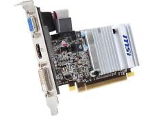 MSI Radeon HD 5450 DirectX 11 R5450-MD1GD3H/LP 1GB 64-Bit DDR3 PCI Express 2.1 x