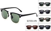 Polarized Kids Sunglasses Classic Vintage Boys Girls Children Toddler UV 100%