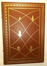 The Man in the Corner, Baroness Orczy, 1990, Franklin Library - leather - LkNew