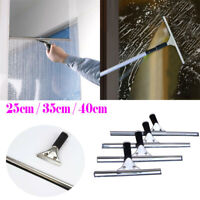 25-40cm Glass Window Cleaning Squeegee Blade Wiper Cleaner Home Shower Bathroom